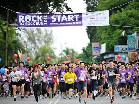 Rock To Rock Run Hard Rock 2